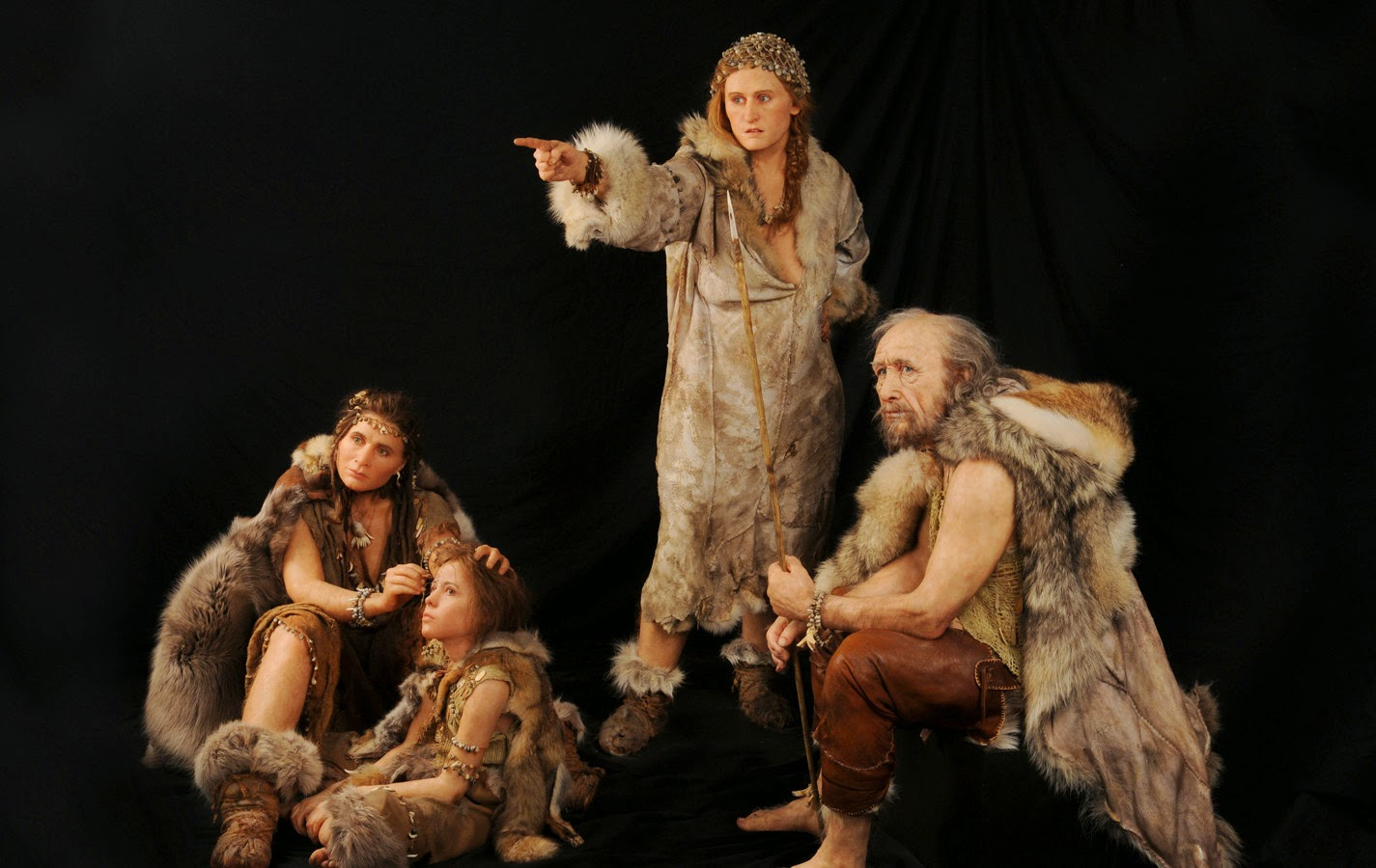 world of mysteries amazing sculptures of ancient hominids by paleoartist elisabeth dayn 232 s 30 pics