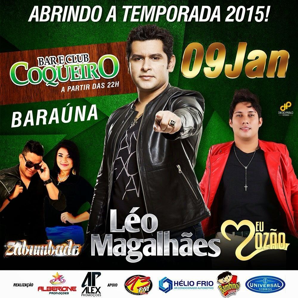 BAR E CLUB COQUEIRO EM BARAÚNA RN