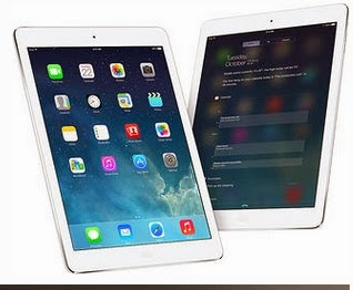 iPad Air with chip A7