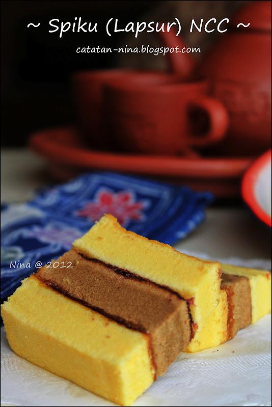 Bunda Nina 9/11/2012 Cake Lapis Surabaya