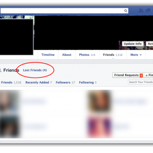 HOW TO CHECK UNFRIEND STATUS IN FACEBOOK