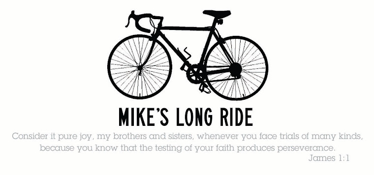 Mike's Long Ride