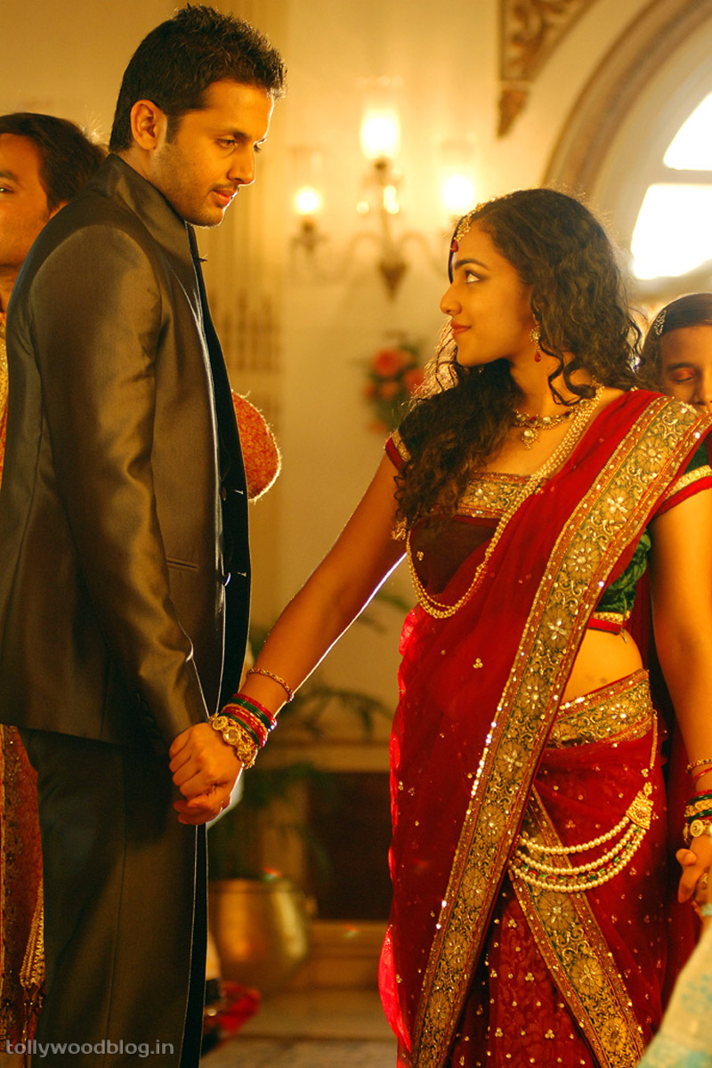 Ishq Movie Stills Nithin Nitya Menon Ishq Photos