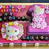 Jelly Cake Hello Kitty untuk Nur Sajidah 1 Tahun