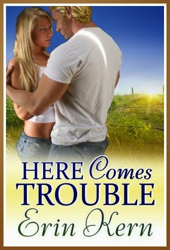 http://romancewithabook.blogspot.com/2013/01/here-comes-trouble-by-erin-kern.html