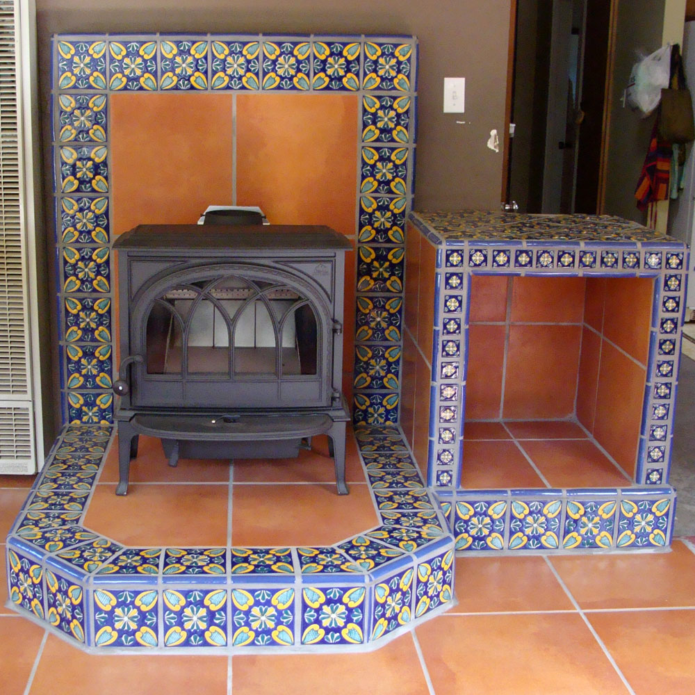 14 best images about Stove tile on Pinterest | Ceramics, Mosaics and Wood  stove hearth - 14 Best Images About Stove Tile On Pinterest Ceramics, Mosaics