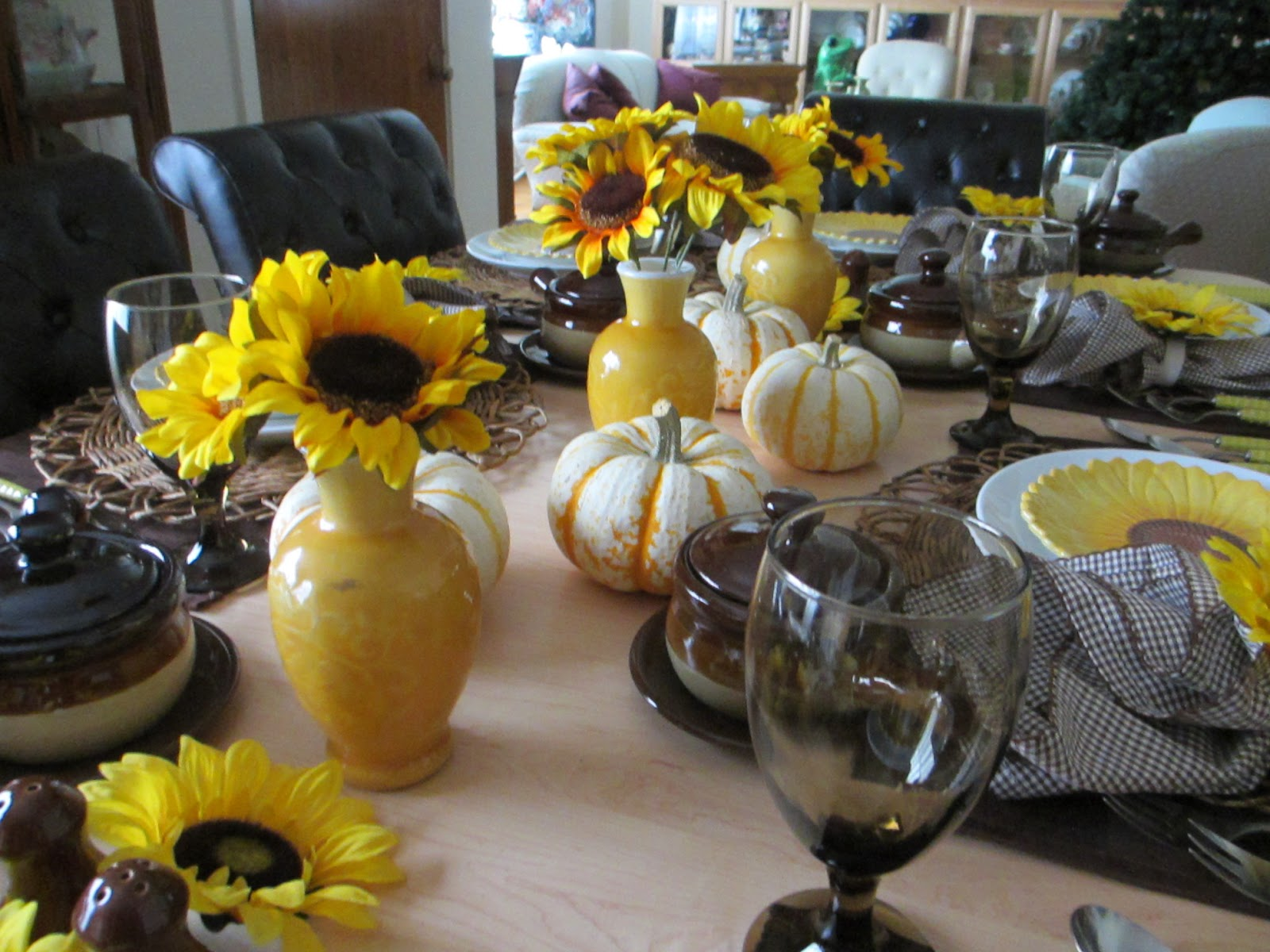 The Welcomed Guest Thanksgiving Day Tablescape 3