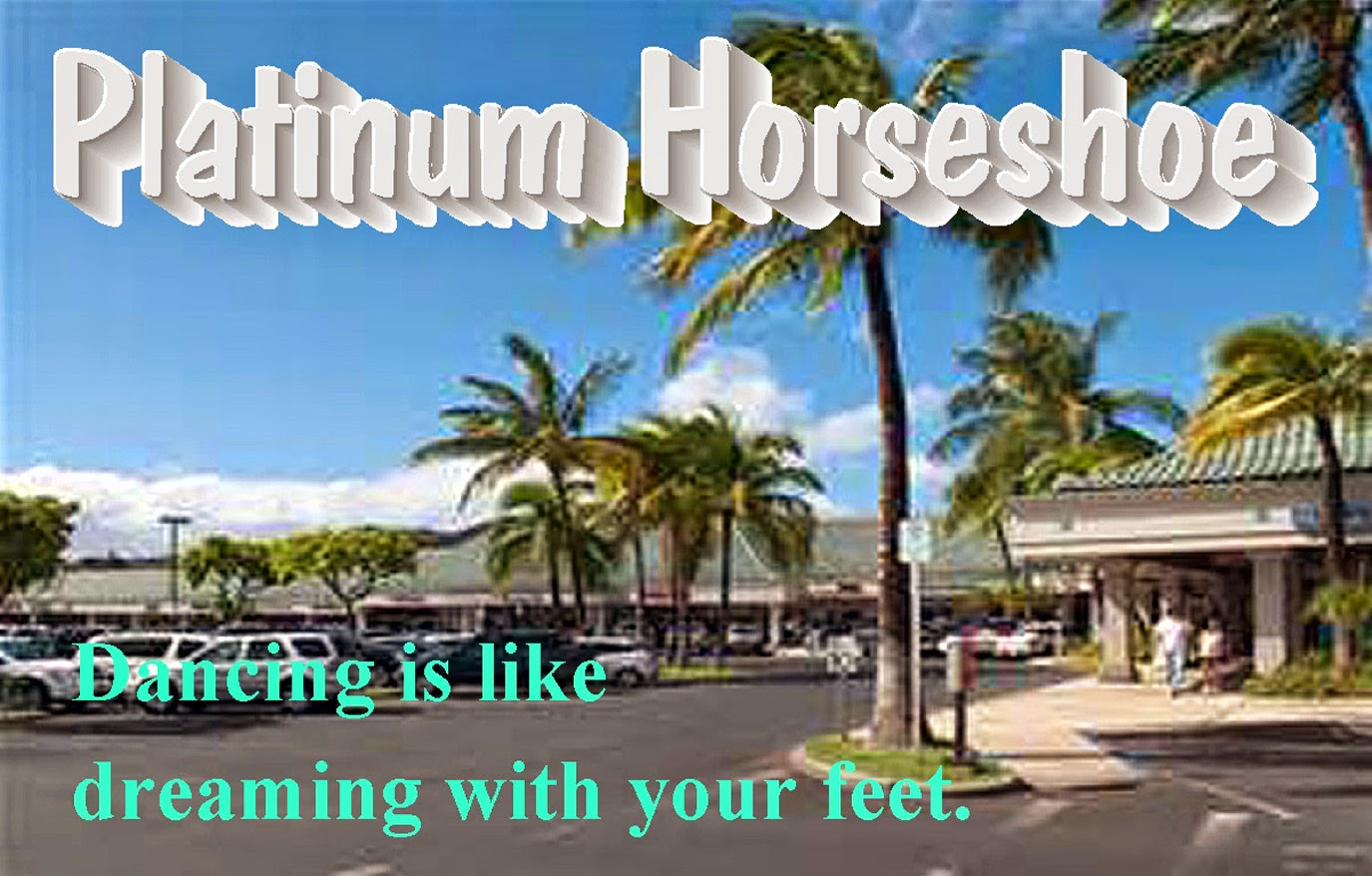 The Platinum Horseshoe