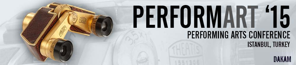 PERFORMART / Performing Arts Conference