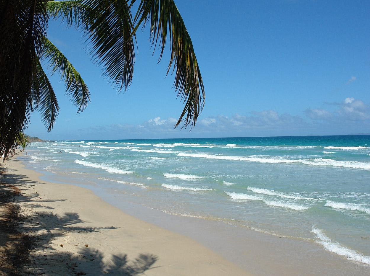пляж Плайя Эль Яке