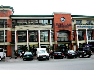 Popular Bookstore exterior