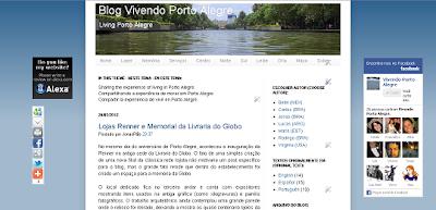 blog vivendo em porto alegre rs