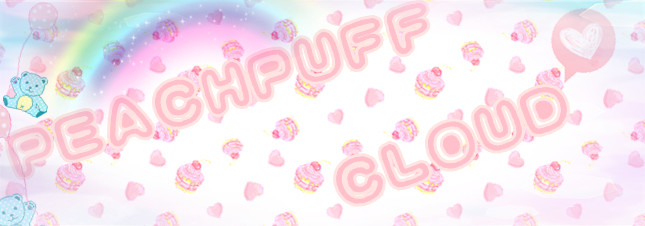 Peachpuff Cloud ♥