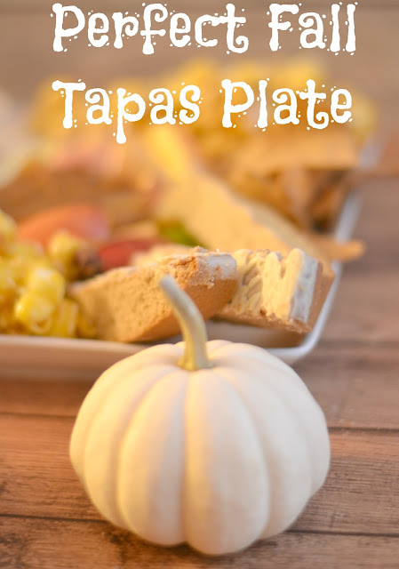 fall desserts, archer farms at Target, archer farms fall products, Perfect Fall Tapas Plate, tapas plates for fall, tapas,