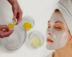 Manfaat Masker Putih telur Untuk Kecantikan
