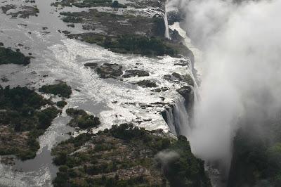 he Victoria Falls