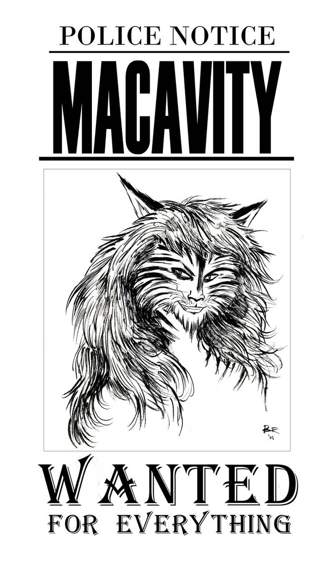 ts eliot macavity the mystery cat analysis