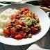 NIE-NUDNY KURCZAK: curry i papryczka chilli