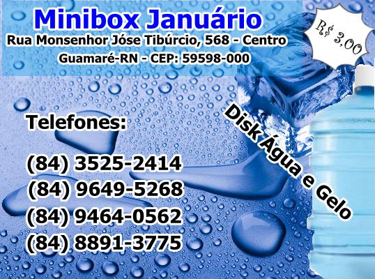 MINIBOX JÁNUARIO