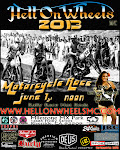 Hell on Wheels Vintage mortorcycle racing and Pin ups