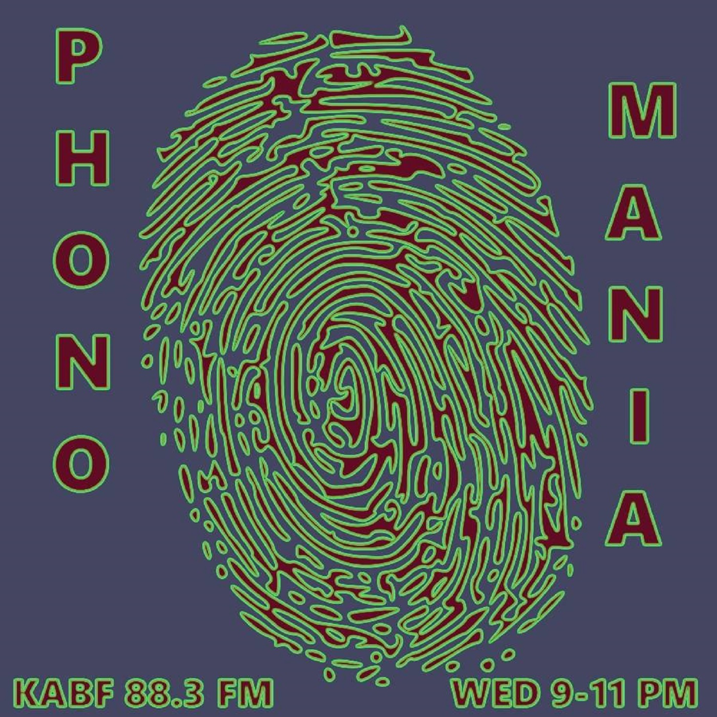 Phonomania on KABF 88.3 FM