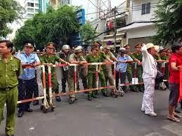 Lực lượng chống biểu tình ở Việt Nam: không có gì để bảo vệ nhưng vẫn rất nhàn hạ vì đã có kế hoạch từ rất lâu