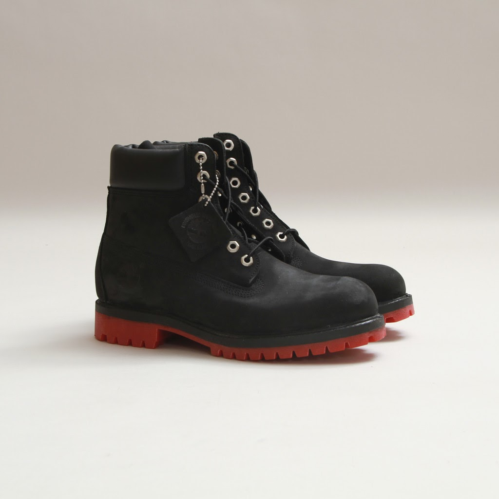 mens timberland 6 inch premium boots red