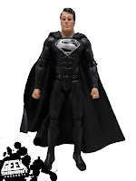 Man of Steel Movie Masters_Bootleg Black Superman
