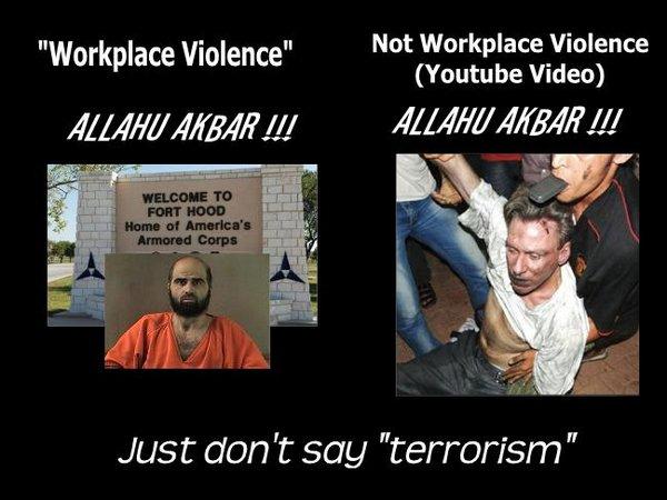 WORKPLACE+VIOLENCE no terrorism, just workplace violence and utube video trump land,Workplace Violence Meme