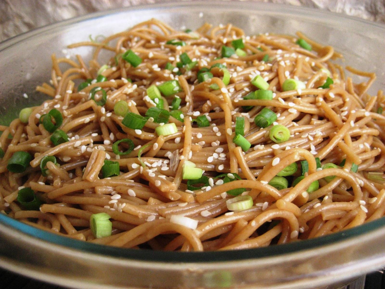 recipe: cold sesame peanut noodles [23]