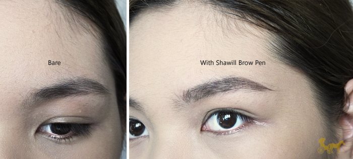 Shawill Coloring Eyebrow Pen Review