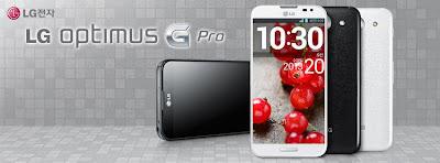 LG Optimus G Pro Banner