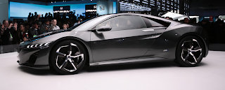 2014 Acura  on Acura Nsx Concept Gallery