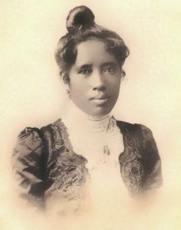 Ranavalona III de Madagascar que en 1914 vivía en el exilio.