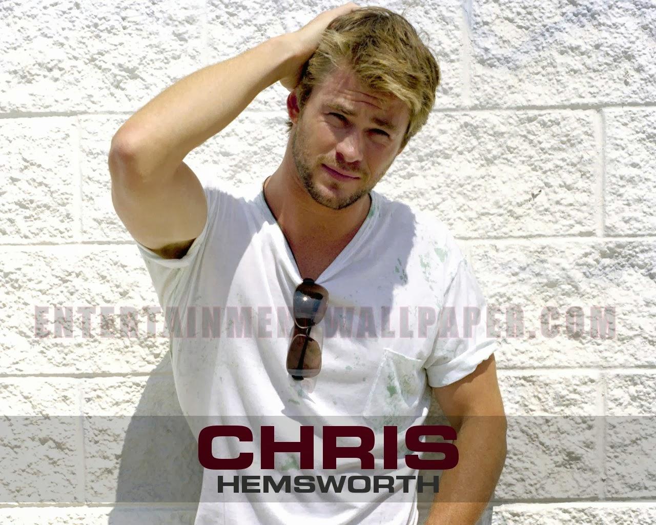 Fans de chris hemsworth chris evans chris pine et for Wallpaper home and away