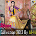 Rimsha Lawn Collection 2013 By Al-Hamra Fabric | Rimsha Classic Lawn | Three Piece Lawn Dresses
