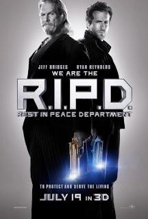 R.I.P.D. Policia del Más Alla (2013) Online