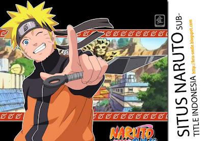 Situs Penyedia Film Naruto Shippuuden sub indonesia yang masih aktif