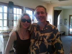 John Ryley and his Daughter Kailan