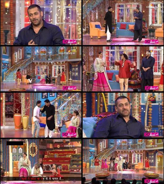 Comedy Nights With Kapil 08 Nov 2015 HDTV 720p