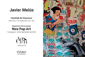 EXPOSICION EN ARTS CLUB