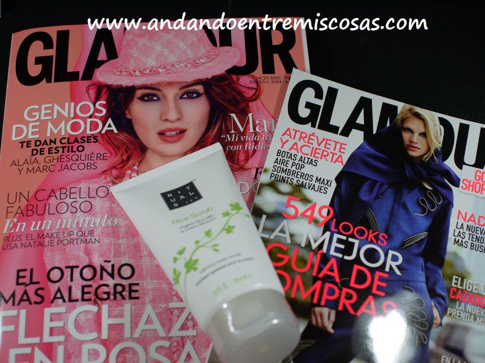 Glamour Octubre 2014