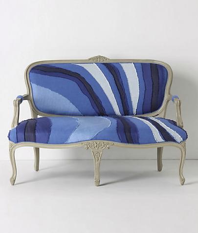 Ashbee Design Denim Blue Jeans • Furniture