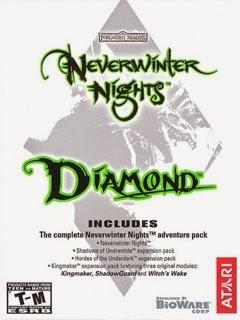Neverwinter Nights: Diamond Edition PC box