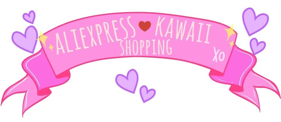Aliexpress Kawaii Shopping