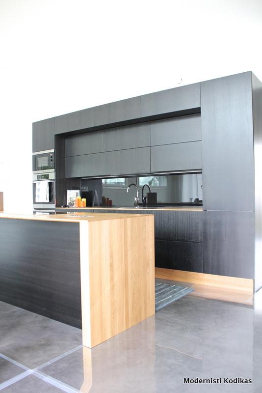 Modernisti Kodikas Asuntomessut 2013 keittiöitä