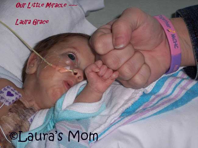 Our Little Miracle  --  Laura Grace