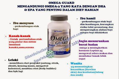 siapa yang memerlukan omega guard