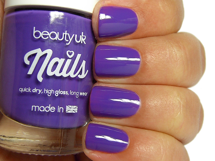Beauty UK Nails - Purple Pizazz