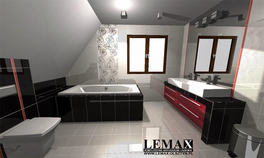 Projektowanie I Wizualizacje łazienek Paradyż Vivida